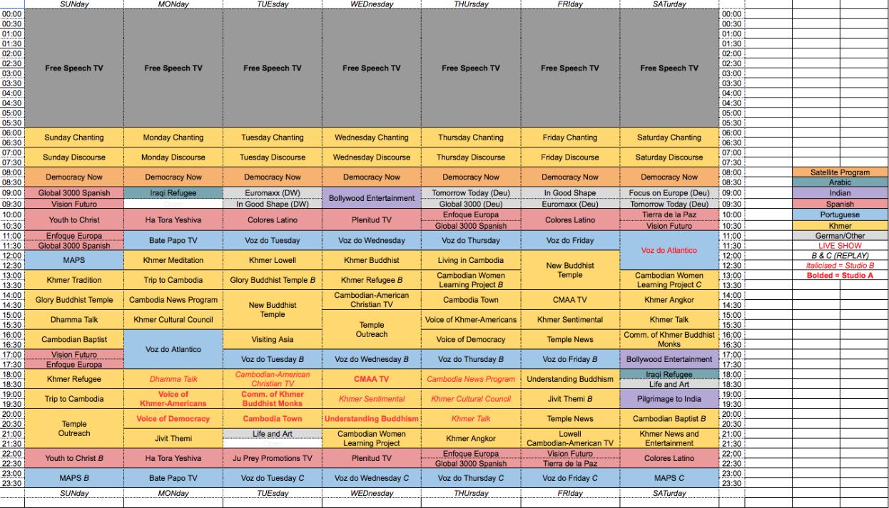 Series Channel 95 Feb. 2016