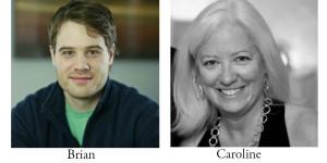 Brian & Caroline